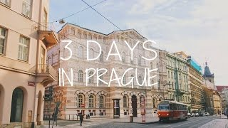 3 days in Prague | Food, Beer + Travel