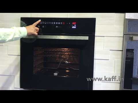 KAFF Built-In Ovens KOV 60 LFE | Product Instructional Guide