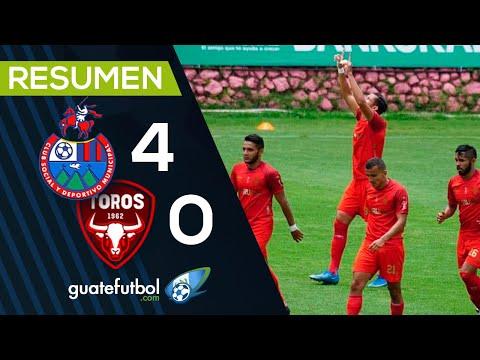 RESUMEN || Municipal 4-0 Malacateco || Jornada 3