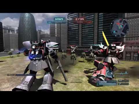 Gundam Battle Operation 2: MS-11 Act Zaku Commander Type