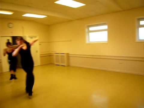 LOSE CONTROL - Street based IDTA Freestyle Dance 16 bar repeatable -