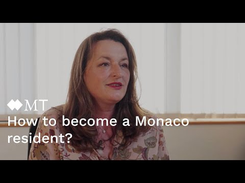 How to become a Monaco resident?
