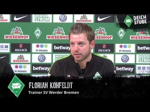 """Werder-Coach Kohfeldt über Jiri Pavlenka: """"Überragende Saison"""""""