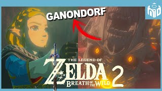 Zelda Breath of the Wild 2 - Secretos y Misterios del Trailer | N Deluxe
