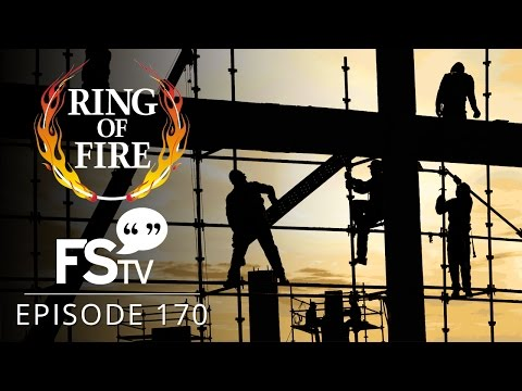Free Speech TV | Episode 170 - Labor Rights In A New Millennium - The Ring Of Fire