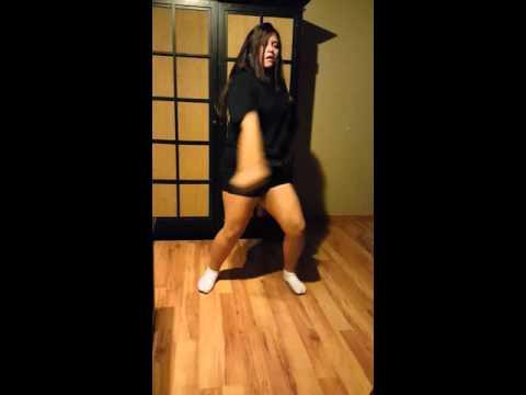Self taught Choreography Karina Abelino