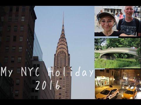 My NYC Holiday | 2016