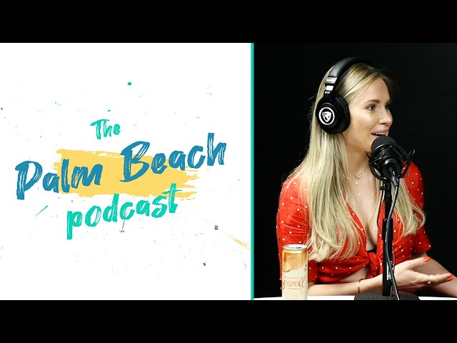 Palm Beach Podcast #36 - Arina Feeney - HERENOW Skincare