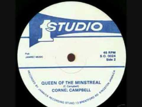 Cornel Campbell & The Eternals-Queen Of The Minstrels