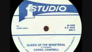 Cornel Campbell & The Eternals-Queen Of The Minstrels