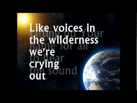 Until the Whole World Hears - Casting Crowns(Lyrics)