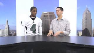 2014 football all-stars: Defensive player of the year Denzel Ward