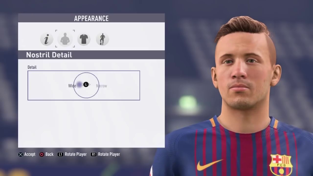 Harga Jual Ps4 Pes 2019 19 Winning Eleven Reg 3 Asia Fifa 18 Standard Edition Arthur Melo Vitual Face Tutorial Lookalike By Mr Don