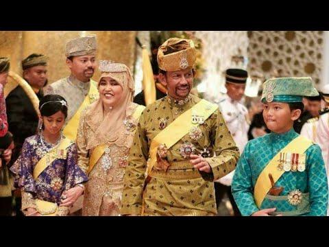 Jubli Emas 50 Tahun Sultan Brunei, Lagu Raja Kami