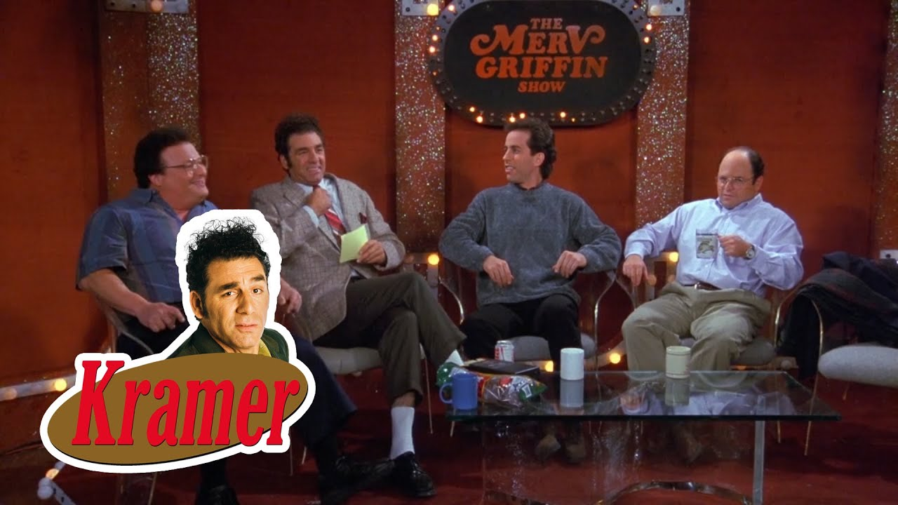 Download The Merv Griffin Show (Part 2) - Seinfeld