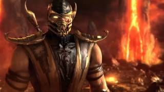 Repeat youtube video Mortal Kombat 9  - skrillex reptile video 2013