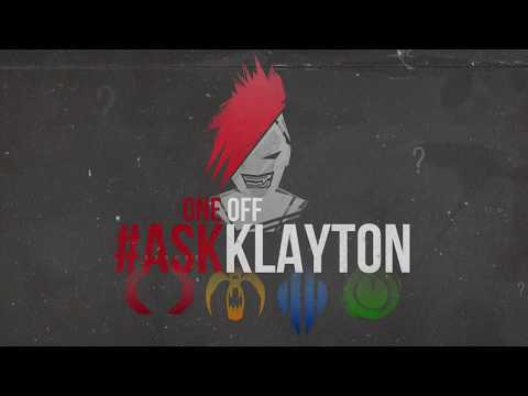 Ask Klayton (One Off) - Live Show Gear