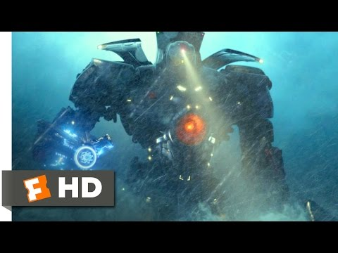 Pacific Rim - Gipsy Danger vs. Knifehead Scene (2/10) | Movieclips
