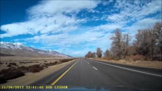 Video Mammoth Lakes Road Trip on Highway 395 download MP3, 3GP, MP4, WEBM, AVI, FLV Agustus 2017