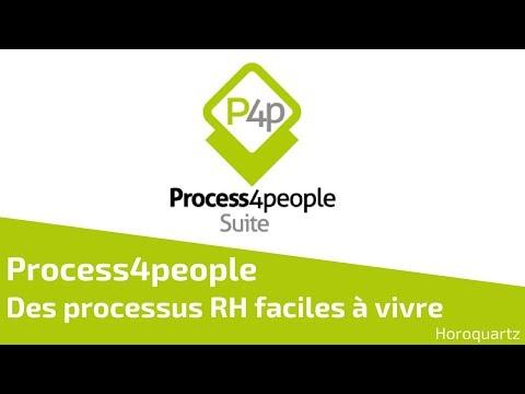 Process4people : optimisez vos processus RH