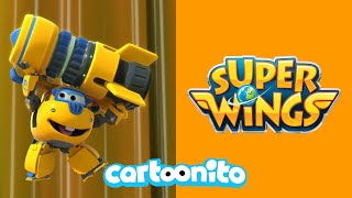 Super Wings | Circus Train | Cartoonito