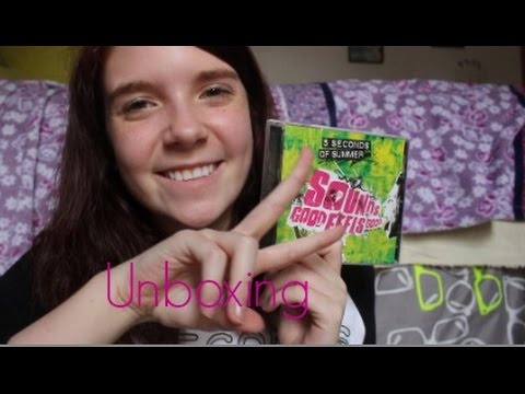 ||Sounds Good Feels Good ASHTON COVER UNBOXING||