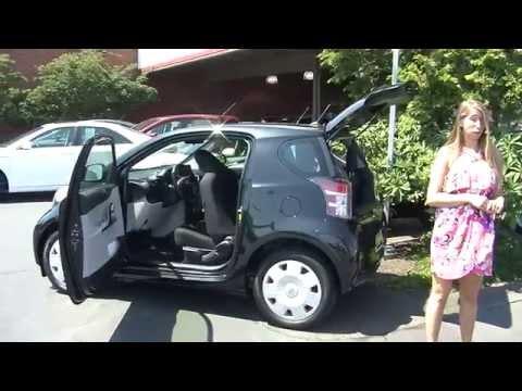 Virtual Video Walk Around of a 2012 Scion iQ at Titus Will Toyota x7622