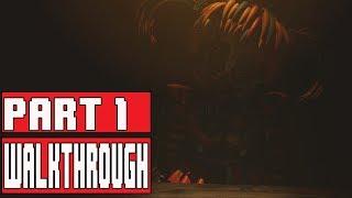 Five Night's At Freddy's 6 Walkthrough Part 1 (FNAF 6 Night 1-3)