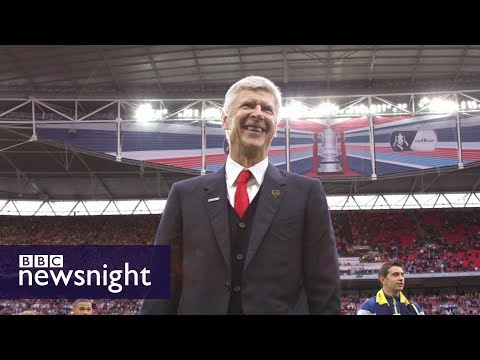 Wenger resigns as Arsenal manager – BBC Newsnight