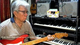 Walk Don't Run (Johnny Smith) - guitar cover by Johny Damar