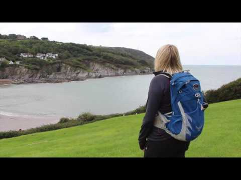 Walking the Wales Coast Path - Ceredigion