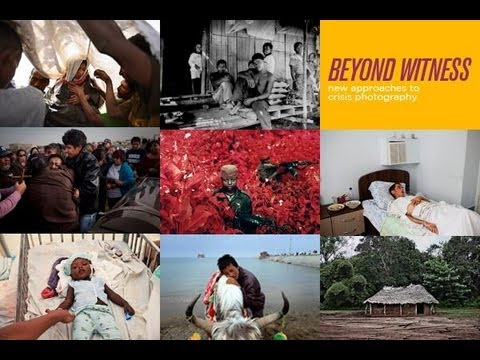 Beyond Witness: New Approaches to Crisis Photography (Q&A)