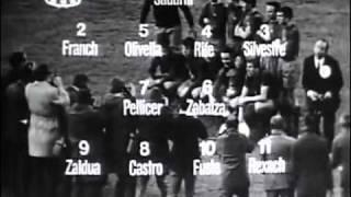 Slovan Bratislava - FC Barcelona. Final Recopa 1968-1969