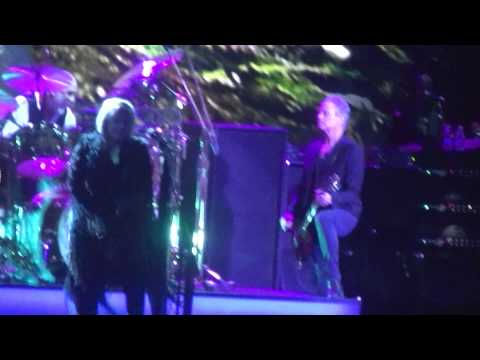 Fleetwood Mac-Rhiannon live in Milwaukee, WI 2-12-15