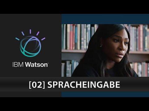 Watson SDK in Unity [02] - Diktierfunktion / Spracheingabe erstellen (speech to text)