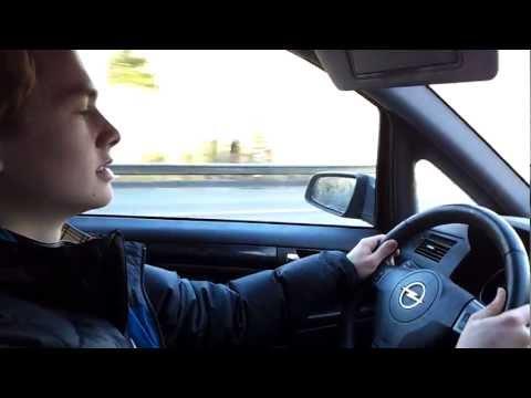 Joakim øvelseskjører til Brevik