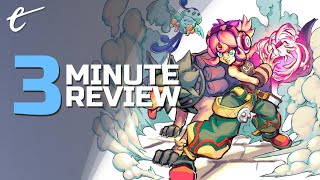 Fae Tactics | Review in 3 Minutes (Video Game Video Review)