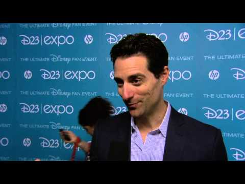 Muppets Most Wanted: Todd Lieberman D23 Expo Interview fragman