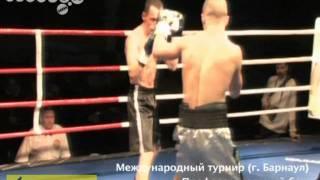 Бокс: Иван Варламов - Евгений Чупраков