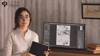 We maken een manga : Het proces van het creëren van een manga|CLIP STUDIO VERF