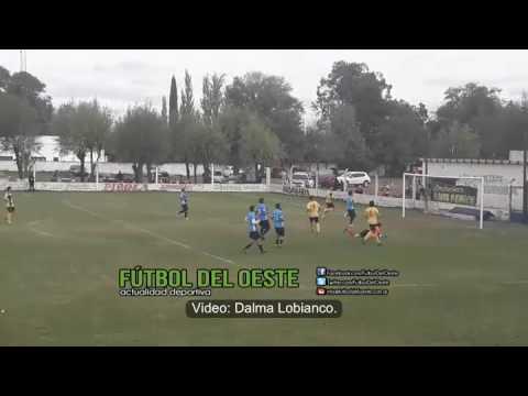 Huracán F.C. 4 - 0 Unión Deportiva de Rivadavia