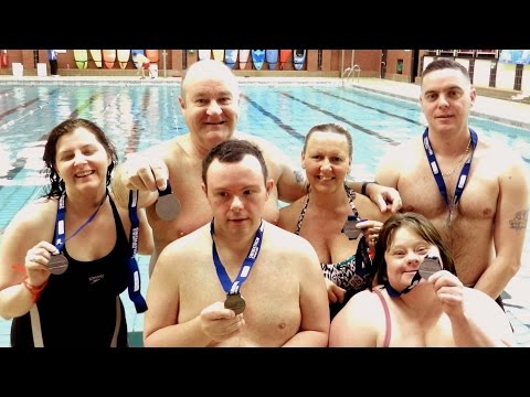 Swimathon 2015 Kingsway Leisure Centre