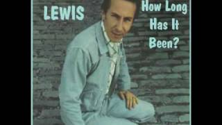 BOBBY LEWIS - How Long Has It Been? (1966)