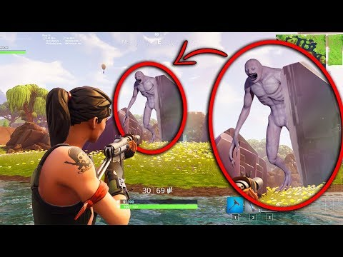 *NEW* The CUBE EXPLOSION Summoned a MONSTER in LOOT LAKE!? (Fortnite Battle Royale)