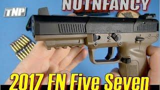 2017 FN Five Seven Review- Nutnfancy