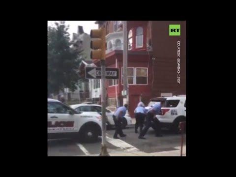 War zone: 6 cops shot in Philadelphia drug raid gone wrong