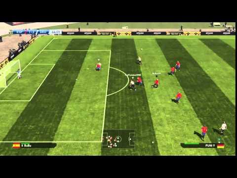 Pes 16 Mara assist, Punisher goal