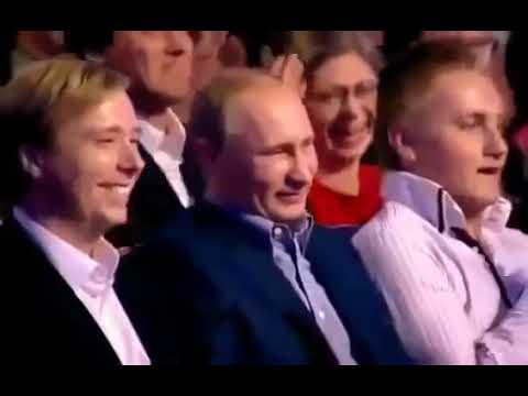 Камеди клаб!! Путин Смеялся до Слез от шуток своего Двойника из КВН! НЕ ПРОПУСТИТЕ ЭТО ШОУ!!