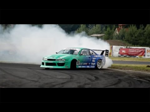 Drift Allstars TV show - SE1 EP2 Czech Republic