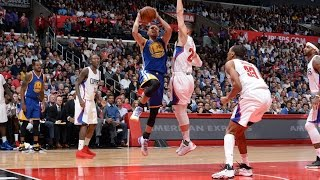 Inside Access: Golden State Warriors - Los Angeles Clippers